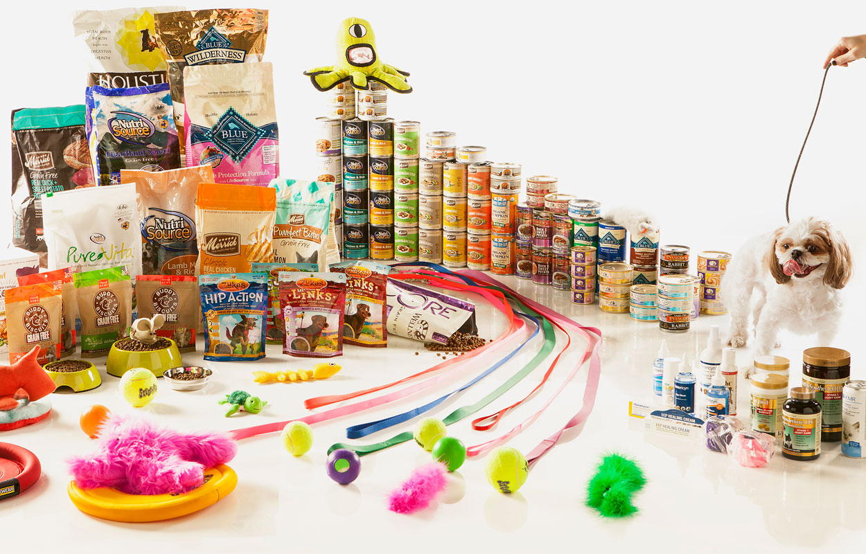 PetVet Products, group product picture